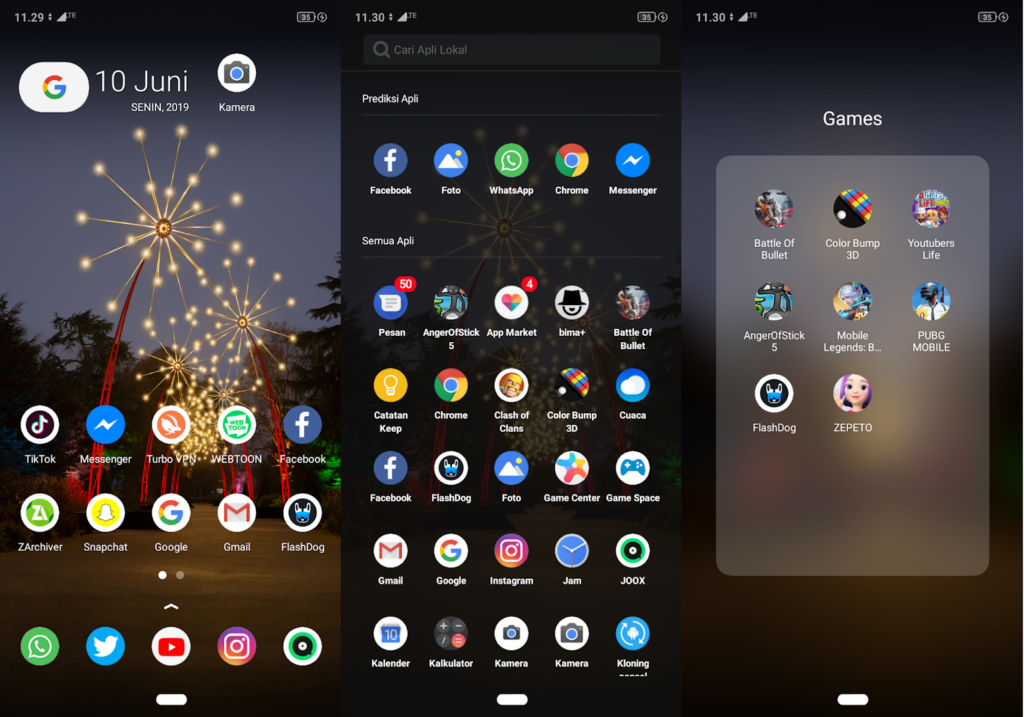 Google-Pixel-Theme-For-Oppo-Realme-2