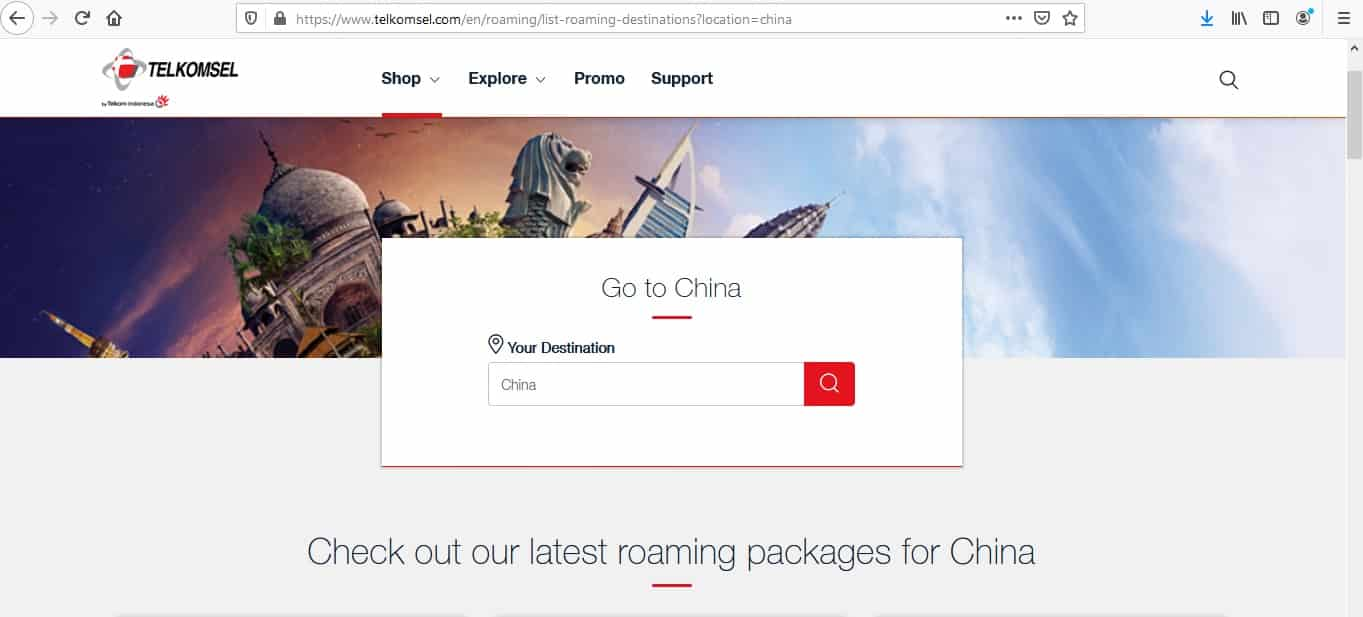 Paket-Roaming-China-Telkomsel